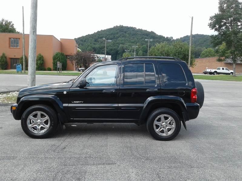 2004 jeep liberty limited vs sport