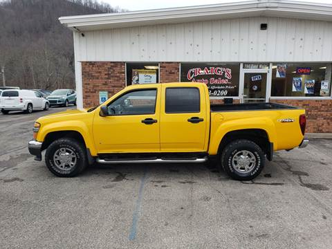 2007 GMC Canyon for sale in Morehead, KY