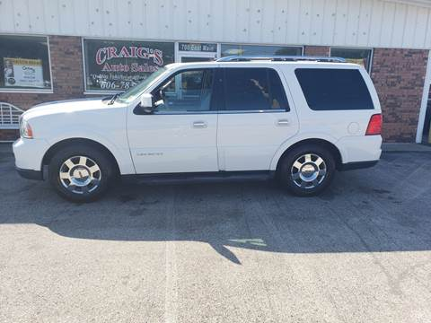 2005 Lincoln Navigator for sale in Morehead, KY