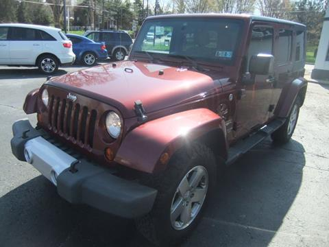 Used Jeep Wrangler For Sale in Pennsylvania - Carsforsale.com®