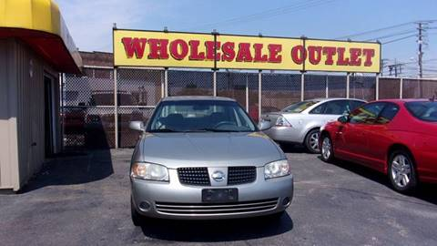 2004 Nissan Sentra For Sale In White City Or Carsforsale