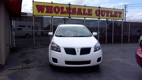 2009 Pontiac Vibe for sale in Cleveland, OH