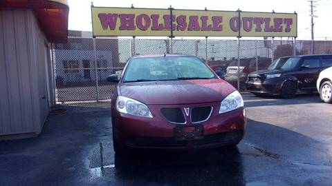 2009 Pontiac G6 for sale in Cleveland, OH