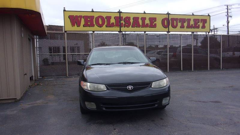 2001 Toyota Camry Solara SE 2dr Coupe   Cleveland OH