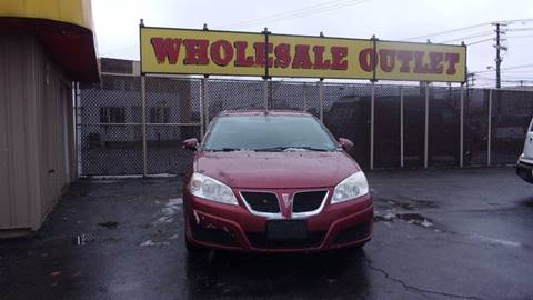 2010 Pontiac G6 for sale in Cleveland, OH