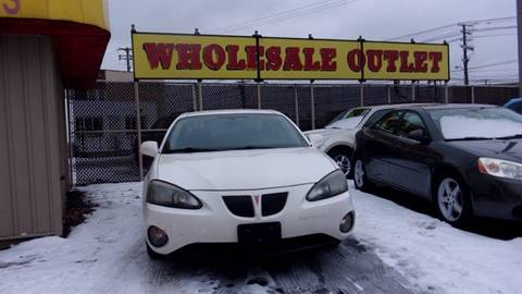 2008 Pontiac Grand Prix for sale in Cleveland, OH