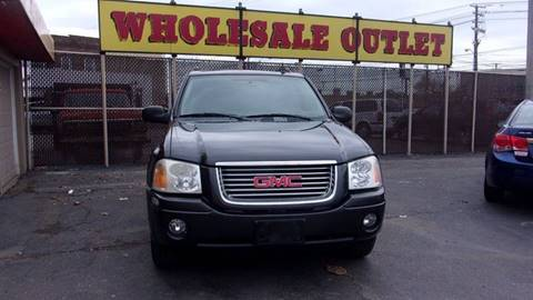 2007 GMC Envoy for sale in Cleveland, OH