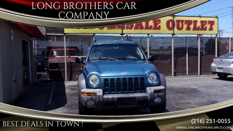 2004 Jeep Liberty for sale in Cleveland, OH