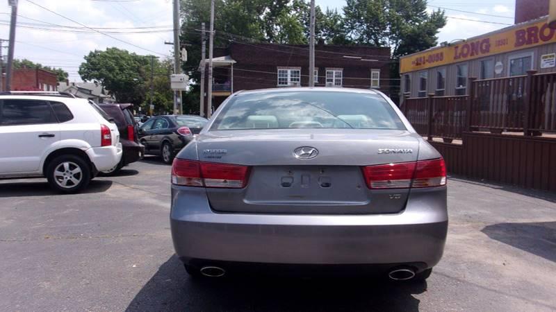 2006 Hyundai Sonata GLS V6 4dr Sedan In Cleveland OH - LONG BROTHERS