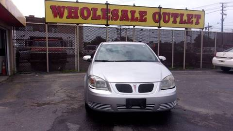 2009 Pontiac G5 for sale in Cleveland, OH