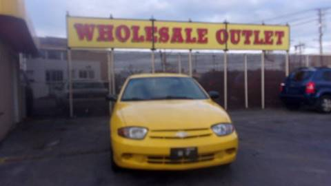 2004 Chevrolet Cavalier for sale in Cleveland, OH
