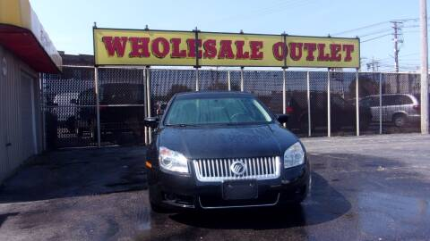2009 Mercury Milan for sale at LONG BROTHERS CAR COMPANY in Cleveland OH