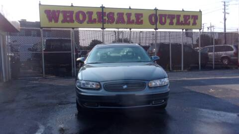 2004 Buick Regal for sale at LONG BROTHERS CAR COMPANY in Cleveland OH