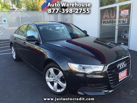2012 Audi A6 for sale in Waukegan, IL