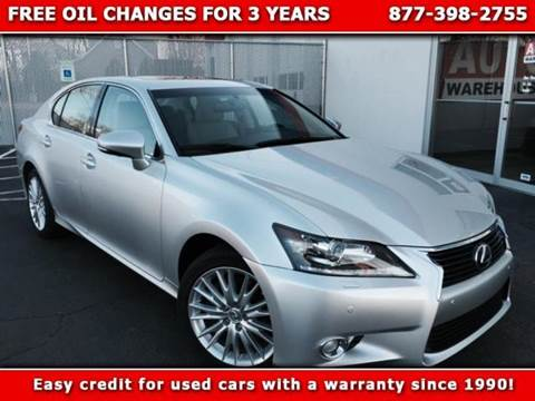 2013 Lexus GS 350 for sale in Waukegan IL