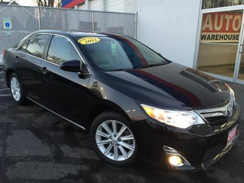 2012 Toyota Camry for sale in Waukegan, IL