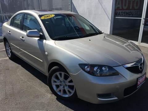 2007 Mazda MAZDA3 for sale in Waukegan IL