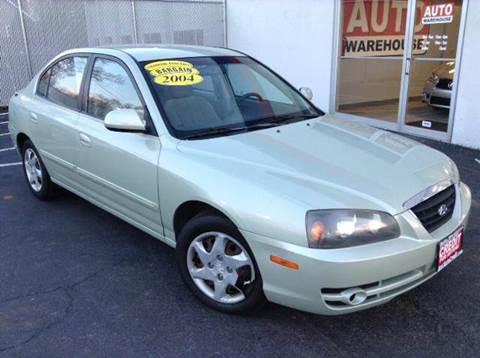 2004 Hyundai Elantra for sale in Waukegan IL