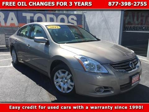 2012 Nissan Altima for sale in Waukegan, IL