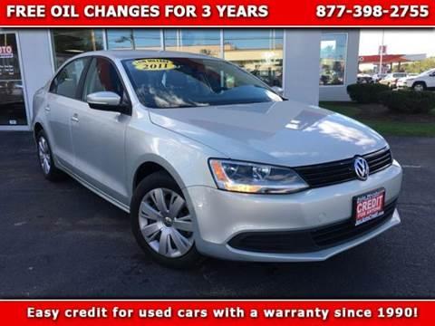 2011 Volkswagen Jetta for sale in Waukegan IL