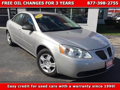 2006 Pontiac G6 for sale in Waukegan IL