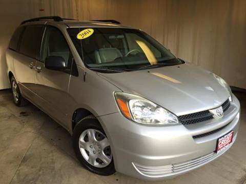 2004 Toyota Sienna for sale in Waukegan IL