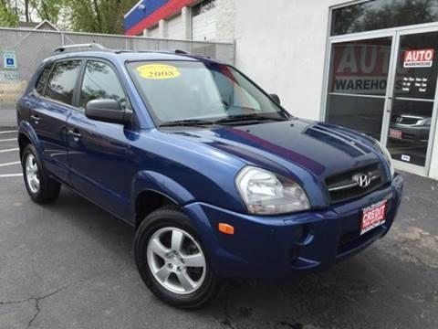 2008 Hyundai Tucson for sale in Waukegan, IL