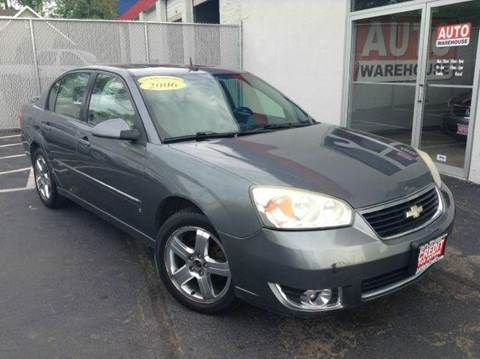 2006 Chevrolet Malibu for sale in Waukegan IL