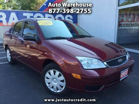 2007 Ford Focus for sale in Waukegan IL