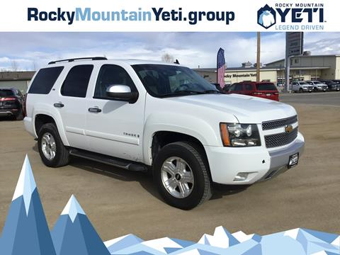 2008 Chevrolet Tahoe for sale in Pinedale, WY