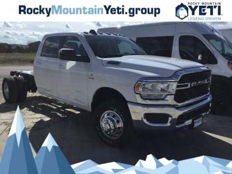 2019 RAM Ram Chassis 3500 for sale in Pinedale, WY