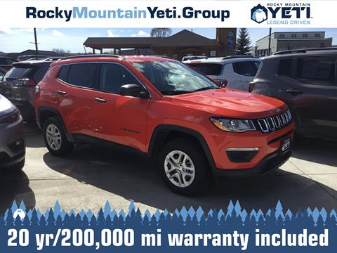 2019 Jeep Compass for sale in Pinedale, WY
