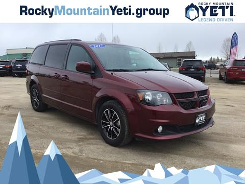 2017 Dodge Grand Caravan for sale in Pinedale, WY