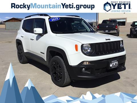 2018 Jeep Renegade for sale in Pinedale, WY