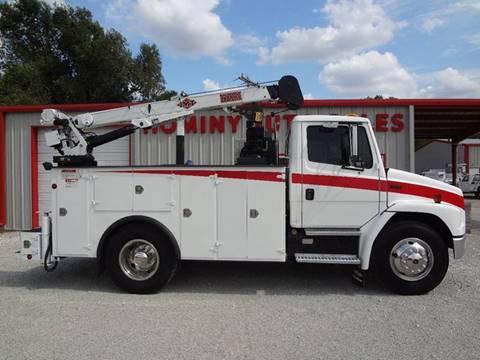 2000 Freightliner FL 60 for sale in Hominy, OK