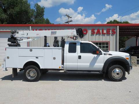 2012 Ford F-550 Super Duty for sale in Hominy, OK