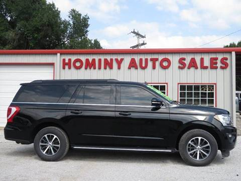 2018 Ford Expedition MAX for sale in Hominy, OK