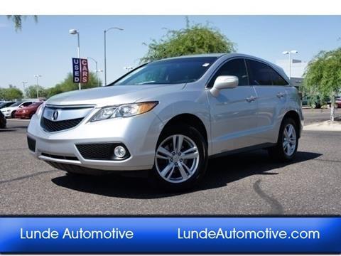 2013 Acura RDX for sale in Peoria, AZ