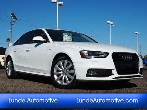 2016 Audi A4 for sale in Peoria, AZ