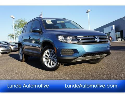 2017 Volkswagen Tiguan Limited for sale in Peoria, AZ