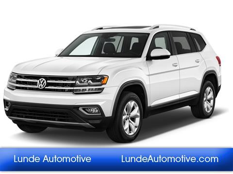 2018 Volkswagen Atlas for sale in Peoria, AZ