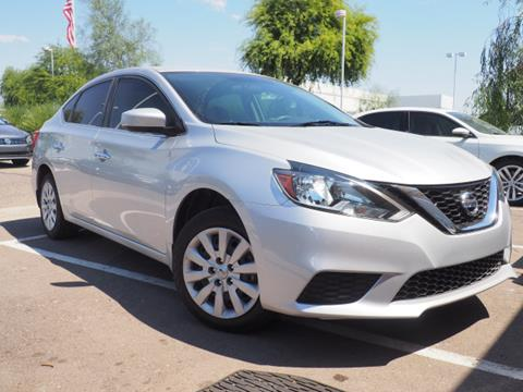 2017 Nissan Sentra for sale in Peoria, AZ
