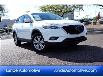 2013 Mazda CX-9 for sale in Peoria, AZ