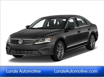 2017 Volkswagen Passat for sale in Peoria, AZ