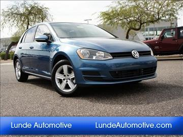 2017 Volkswagen Golf for sale in Peoria, AZ