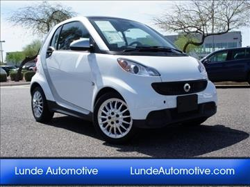 2015 Smart fortwo for sale in Peoria, AZ