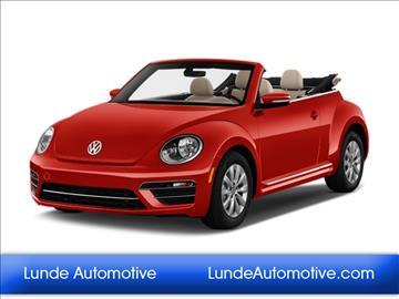 2017 Volkswagen Beetle for sale in Peoria, AZ