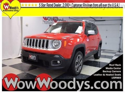 2015 Jeep Renegade for sale in Chillicothe, MO