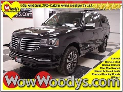 2015 Lincoln Navigator L for sale in Chillicothe, MO