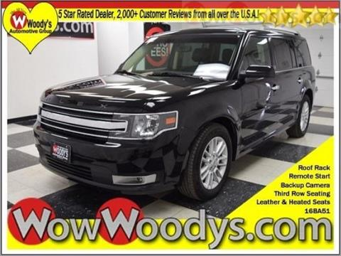 2016 Ford Flex for sale in Chillicothe, MO